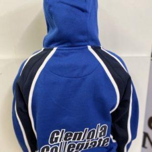 Glenlola Hoodie Old Style Back View
